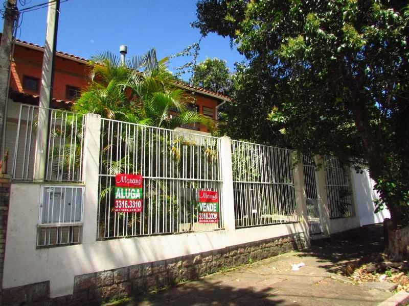Casa 4 quartos, 200 m²  no bairro PASSO DAREIA em PORTO ALEGRE/RS - Loja Imobiliária o seu portal de imóveis de locação