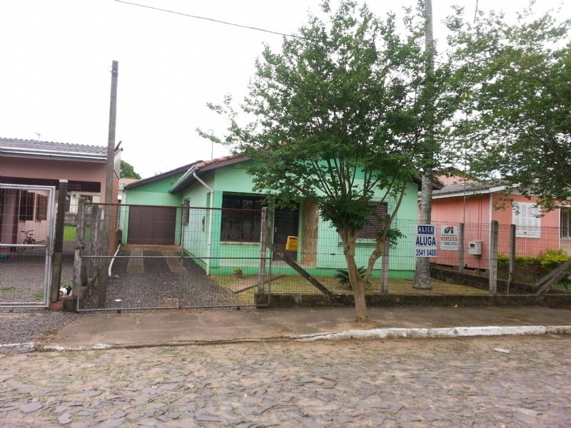 Casa 3 quartos no bairro CRUZEIRO DO SUL em TAQUARA/RS - Loja Imobiliária o seu portal de imóveis para alugar, aluguel e locação