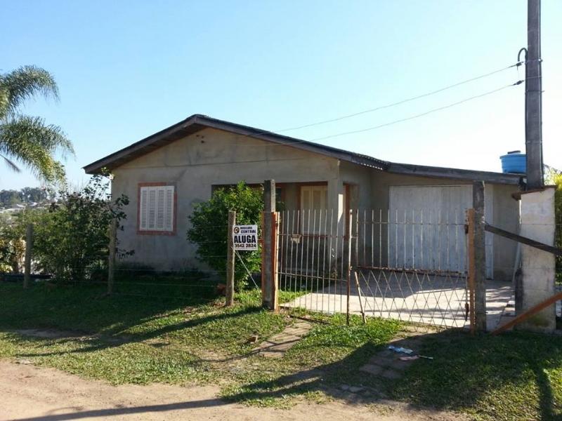 Casa 3 quartos no bairro MEDIANEIRA em TAQUARA/RS - Loja Imobiliária o seu portal de imóveis para alugar, aluguel e locação