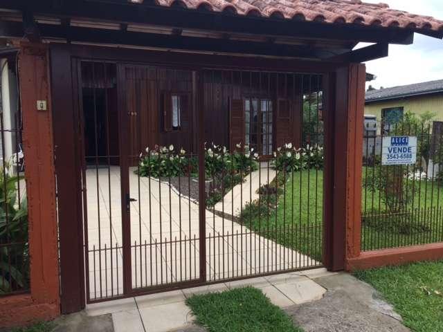 CasaVenda em Parobé no bairro Paraíso