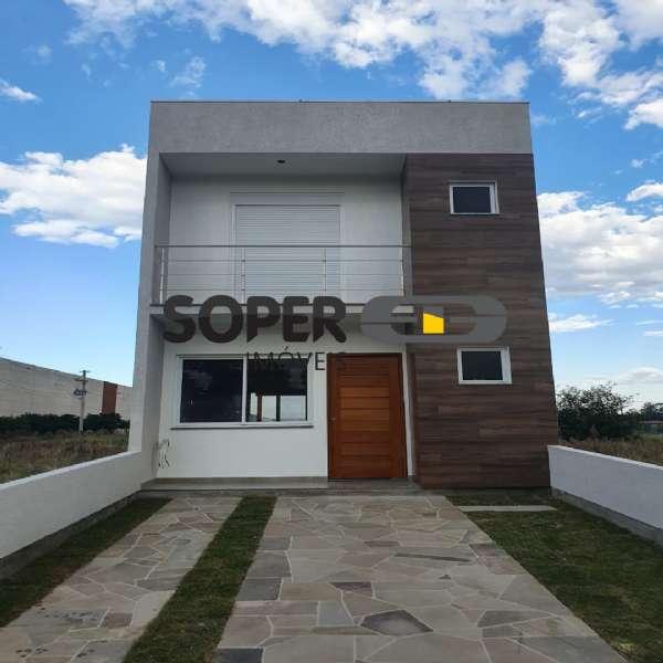 Casa 3 quarto(s)  no Hípica - Soper Imóveis
