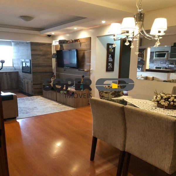 Apartamento à venda com 2 quartos  no Cristal