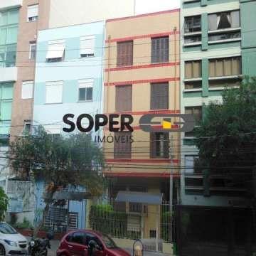Apartamento 1 quarto(s)  no Centro - Soper Imóveis