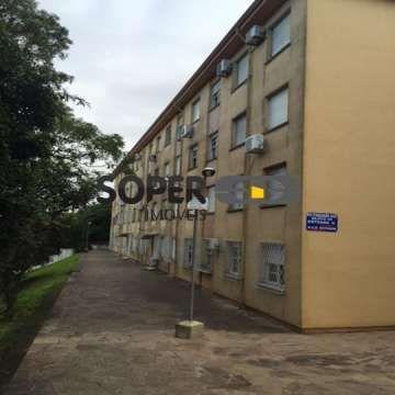 Apartamento 1 quarto(s)  no Cristal - Soper Imóveis