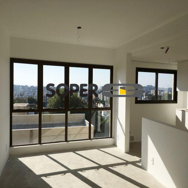 Apartamento à venda com 3 quartos  no Tristeza