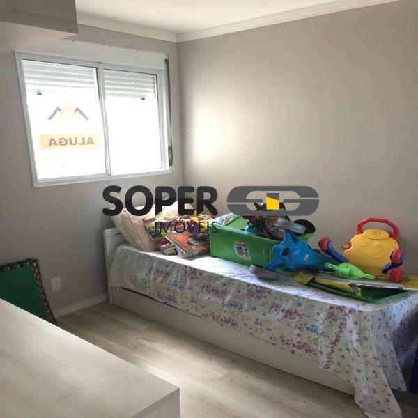 Apartamento à venda com 3 quartos  no Teresópolis