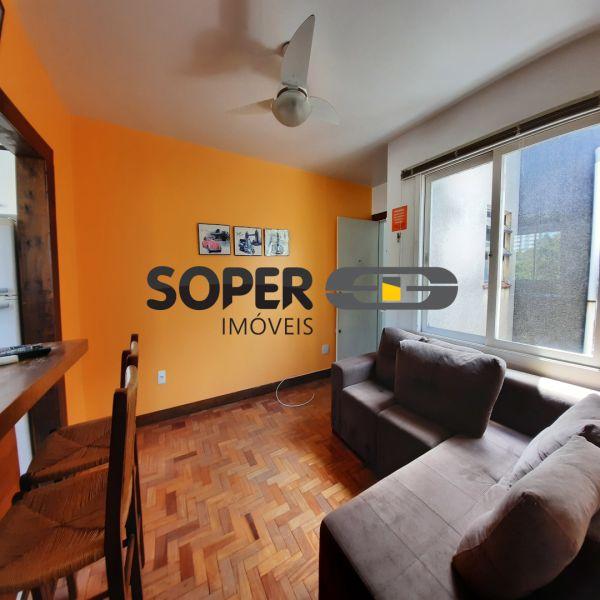 Apartamento à venda com 1 quarto no Teresópolis