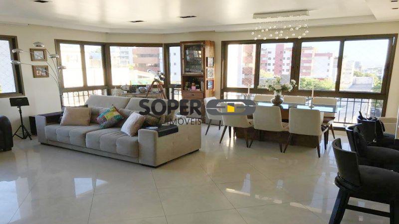 Apartamento 3 quarto(s)  no Mont Serrat - Soper Imóveis
