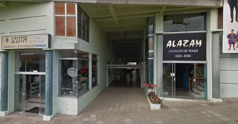 Sala Comercial no Centro - Imóveis a venda em Lages e região