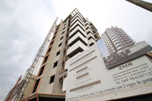 Apartamento  3 quartos e 2 suítes no Centro - Imóveis a venda em Lages e região