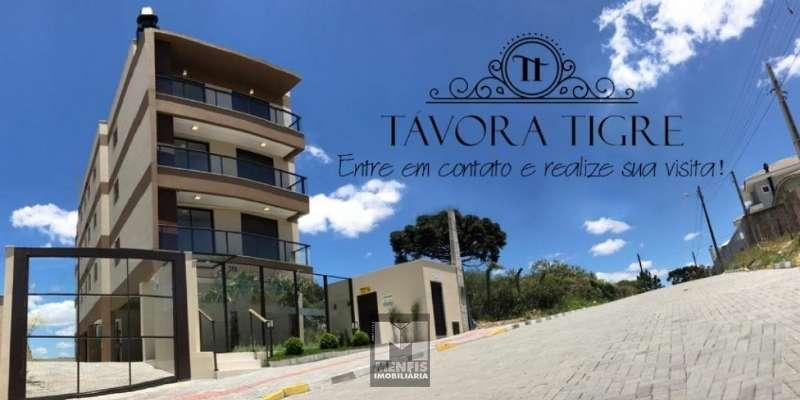 Apartamento  1 quarto e 1 suíte no Ipiranga - Imóveis a venda em Lages e região
