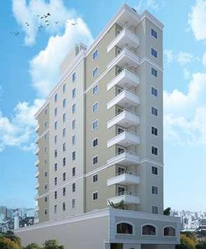 Apartamento  1 quarto no Centro - Imóveis a venda em Lages e região