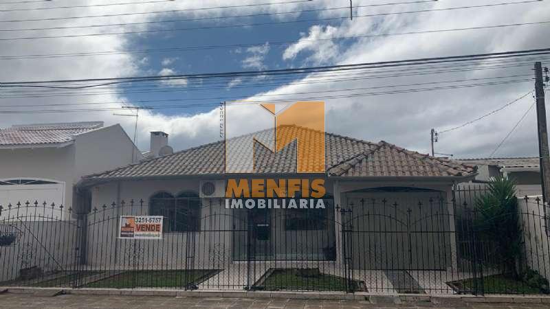 Casa  2 quartos e 1 suíte no Universitário - Imóveis a venda em Lages e região