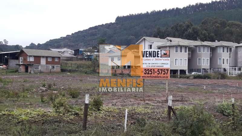 Terreno No Bairro Santa Catarina Em Lages - Imóveis para venda em Lages e região Menfis Imobiliária