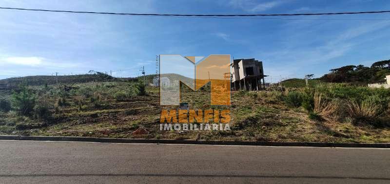 Terreno No Bairro Jardim Panorâmico Em Lages - Imóveis para venda em Lages e região Menfis Imobiliária