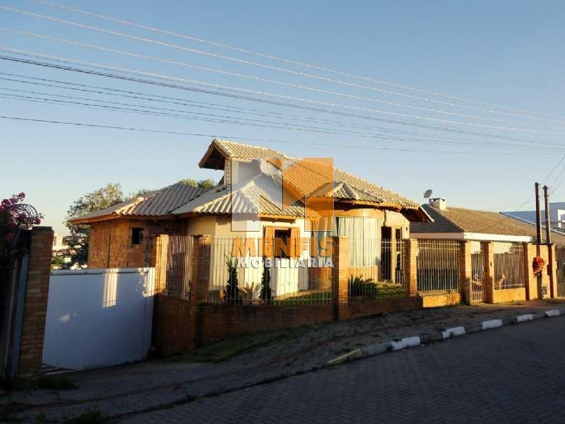 Casa  1 Quarto No Bairro Ipiranga Em Lages - Imóveis para venda em Lages e região Menfis Imobiliária