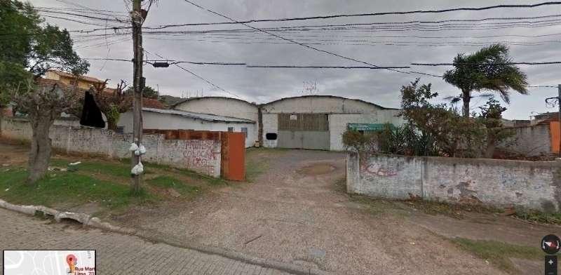 Pavilhão no bairro São José em Porto Alegre - Park Imobiliária - Bairro Partenon | Porto Alegre-RS