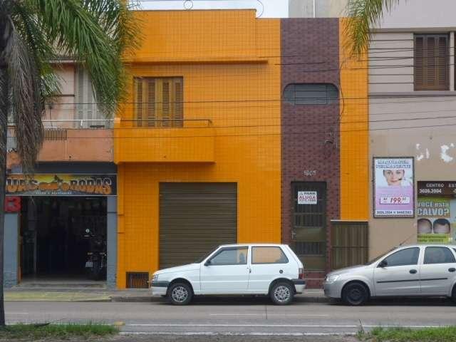 Sobrado Comercial no bairro Floresta em Porto Alegre - Park Imobiliária - Bairro Partenon | Porto Alegre-RS
