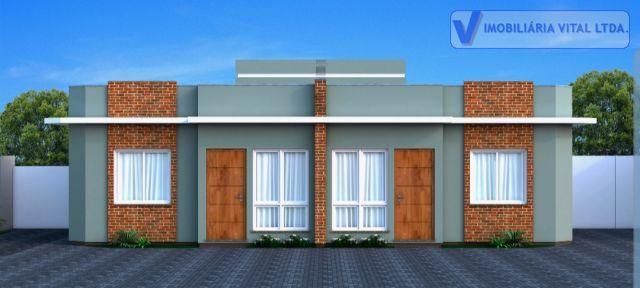 Casa em Condomínio 2d  no bairro Niterói em Canoas