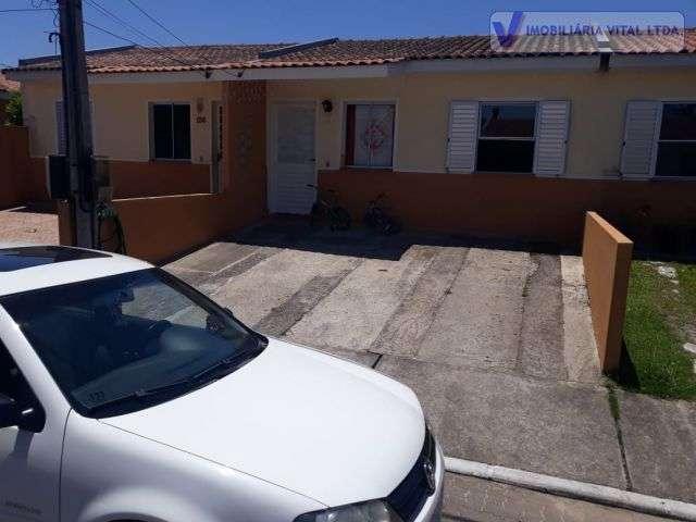 Casa em Condomínio 2d  no bairro Mato Grande em Canoas