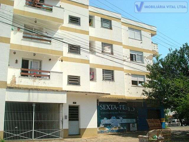 Kitnet 1d  no bairro Marechal Rondon em Canoas