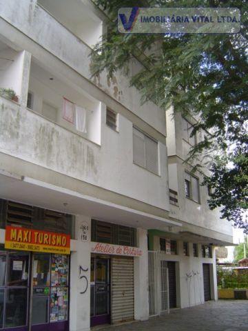 Apartamento 1d  no bairro Marechal Rondon em Canoas