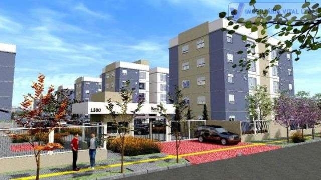 Apartamento 2d  no bairro Estância Velha em Canoas