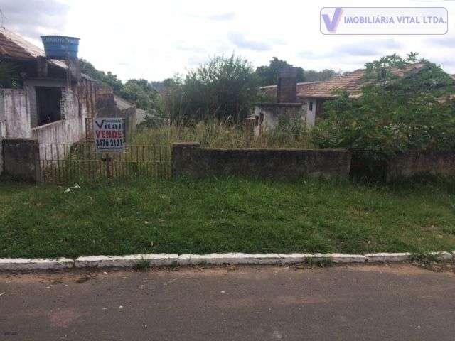 Terreno no bairro São Luis em Canoas