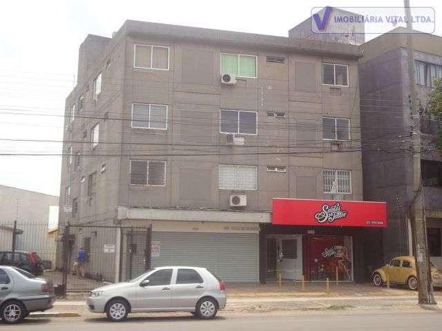 Apartamento 1d  no bairro Fátima em Canoas