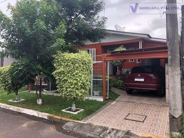 Casa 4d  no bairro Morada das Acácias em Canoas