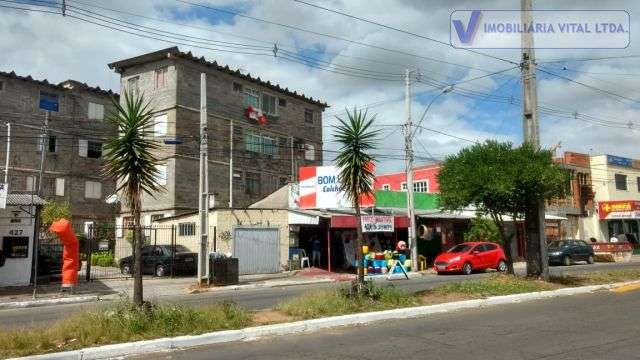 Apartamento 2d  no bairro Guajuviras em Canoas