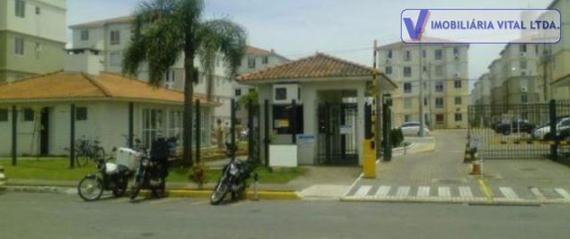 Apartamento 3d  no bairro Fátima em Canoas