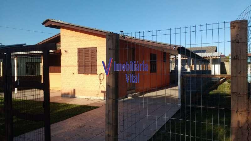 Casa 3d  no bairro Centro em Imbé