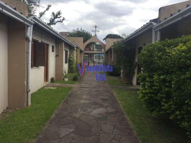 Casa 1d  no bairro Nossa Senhora das Graças em Canoas