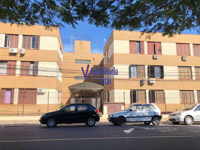 Apartamento 2d  no bairro Marechal Rondon em Canoas