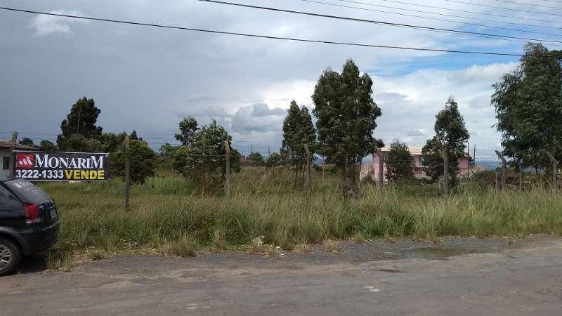 terreno urbano no Boqueirão