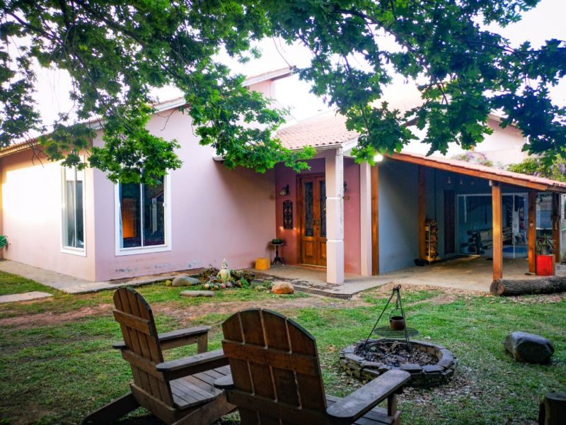 Casa 2 quartos  no Santa Helena