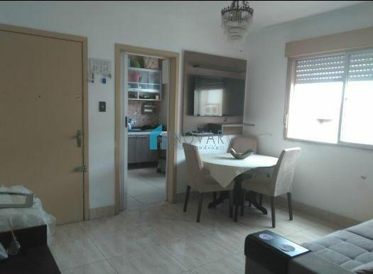 Apartamento 1 dormitório  no bairro Nossa Senhora das Gra�as em Canoas