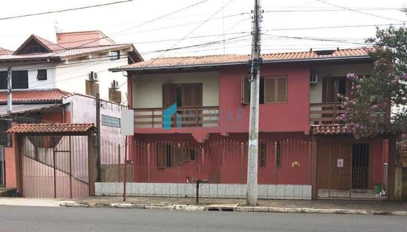 Sobrado 3 dormitórios no bairro Estância Velha em Canoas