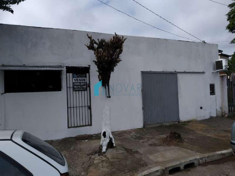 Casa 3 dormitórios no bairro Estância Velha em Canoas