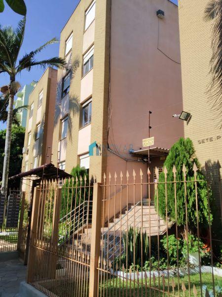 Apartamento 2 dormitórios no bairro Marechal Rondon em Canoas