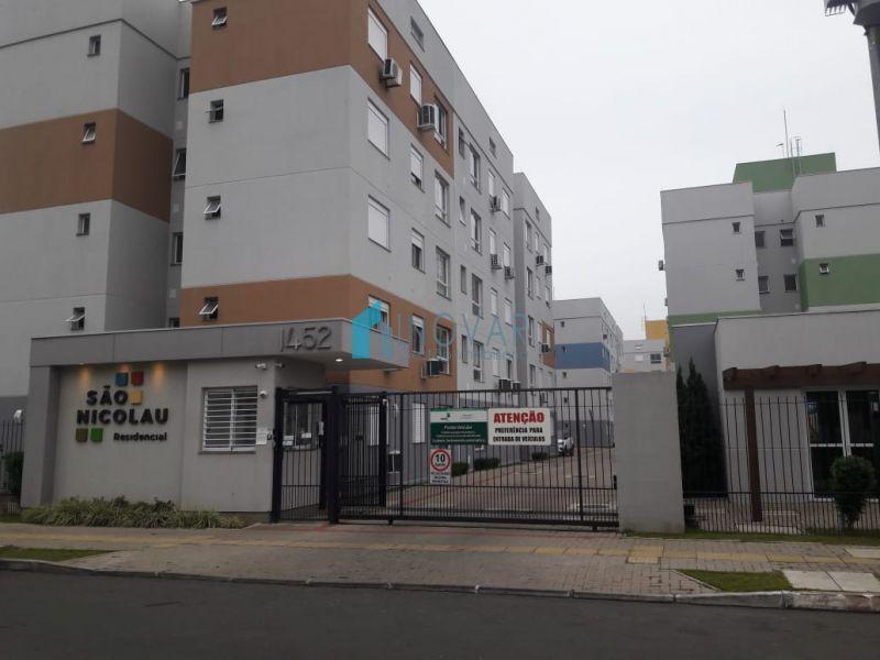 Apartamento 2 dormitórios no bairro Estância Velha em Canoas