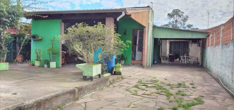Casa 2 dormitórios no bairro Niterói em Canoas