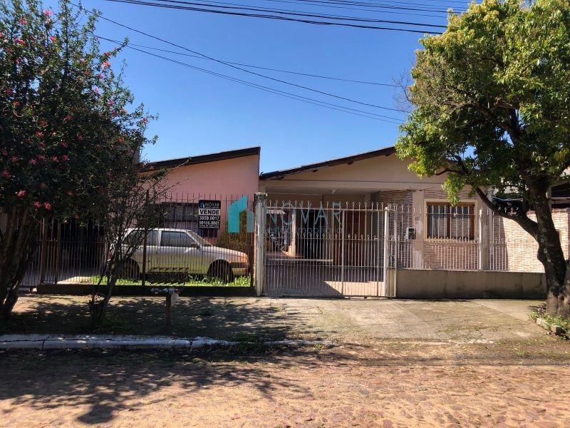 Casa 2 dormitórios no bairro Mato Grande em Canoas
