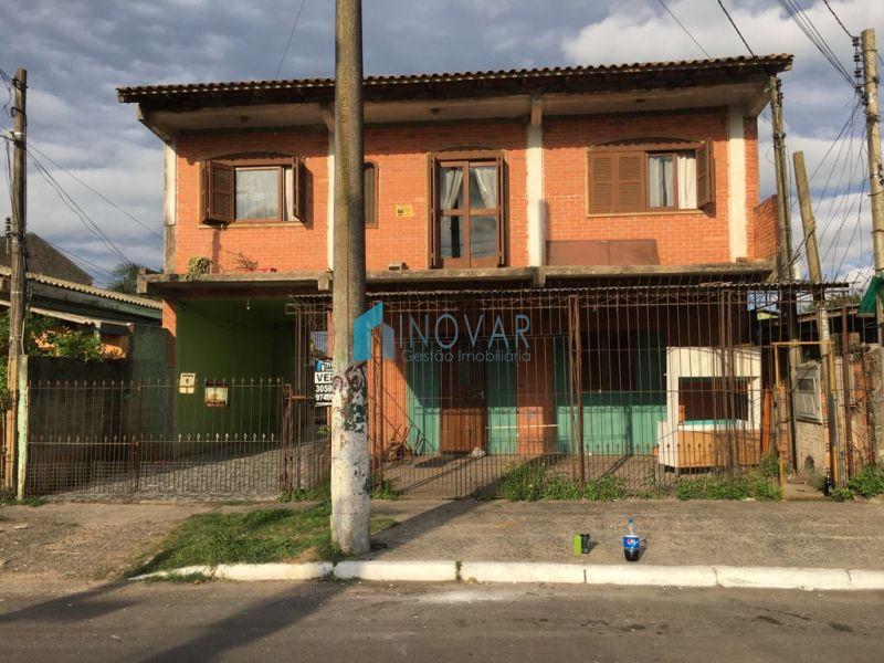 Sobrado 2 dormitórios no bairro Niterói em Canoas