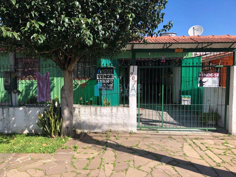Casa 1 dormitório  no bairro Niterói em Canoas