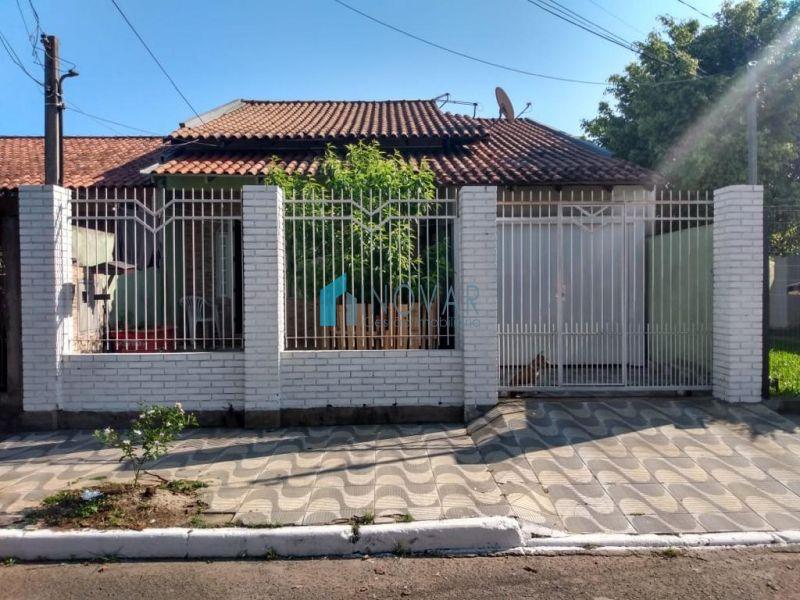 Casa 2 dormitórios no bairro Olaria em Canoas