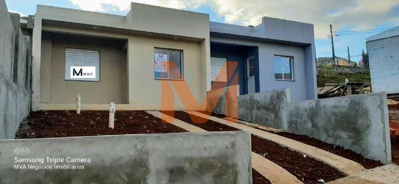 Casa 2 Dormitórios Bairro Integração