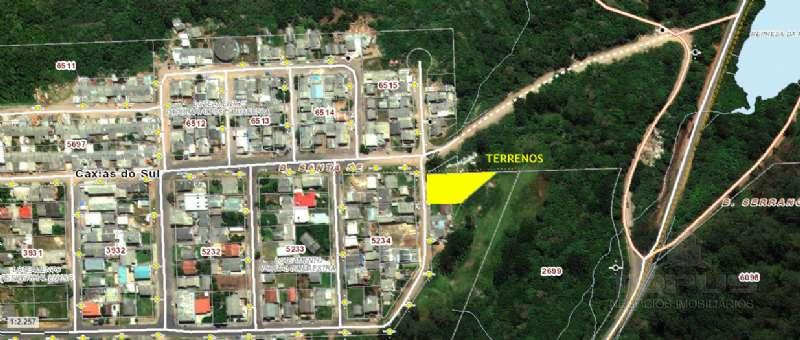 Terreno   no bairro Belo Horizonte em Caxias do Sul