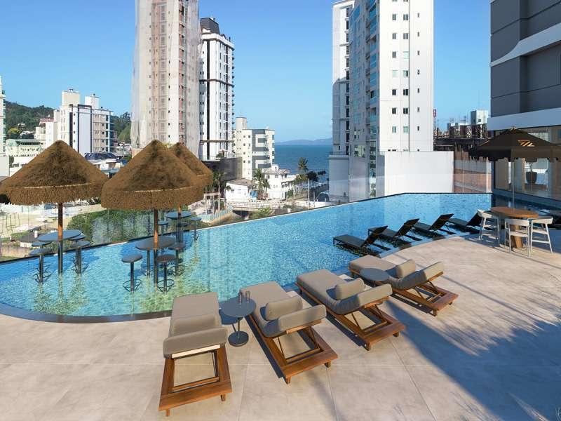 Pré-Lançamento! Apartamento quadra mar em até 100X para pagar!